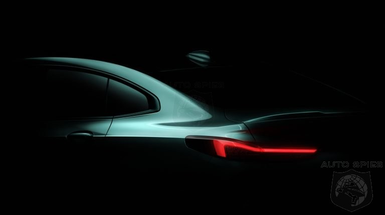 BMW Teases 2-Series Gran Coupe Ahead Of Los Angeles Debut