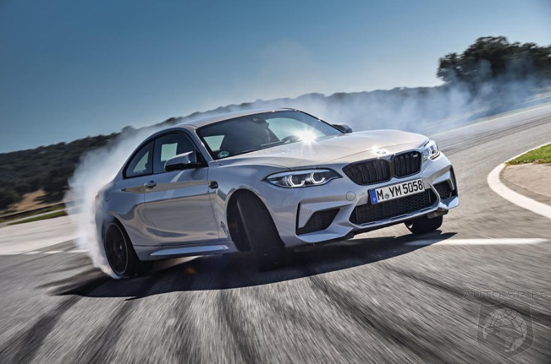 BMW's M2 Competition Might Be The Best Purist Car On The Market