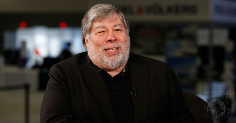 The Great And Powerful Woz Calls Out The Self Driving Movement Claiming