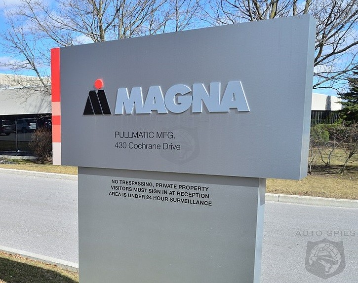 Supplier Magna Shows Interest In Saving Canadian GM Plant