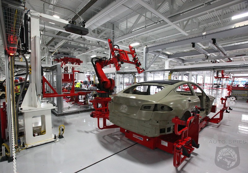 Workers Claim Over 90% Of Teslas Have Assembly Defects