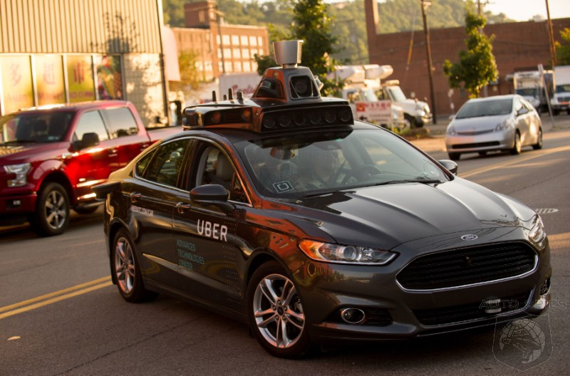BREAKING: Uber HALTS All Autonomous Vehicle Testing After Pedestrian Fatality