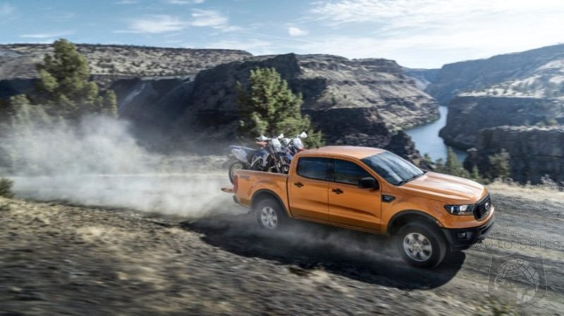You Getting Interested Now? Ford Releases Specs And Production Timeline For New Ranger
