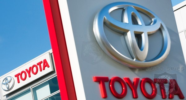 Toyota Suspends Exports To Iran