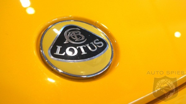 Lotus Confirms First SUV - May Share Volvo Components