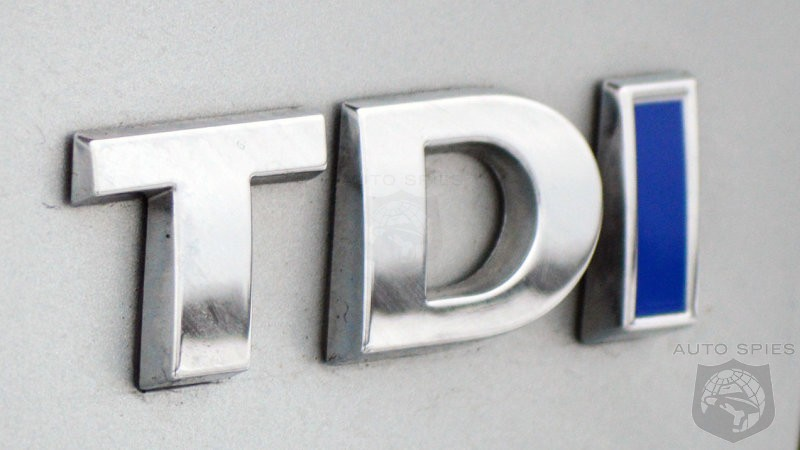 VW Insists That Telsa Is Not A Threat And Diesel Still Has A Future