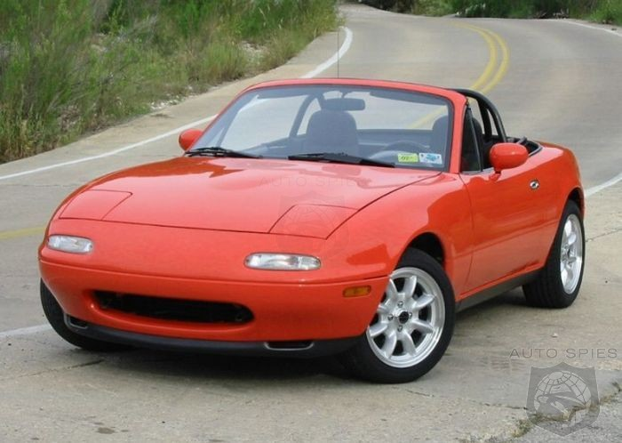 Fans Can Now Have Thier First Gen Miata Restored By The Factory - There's Just One Catch