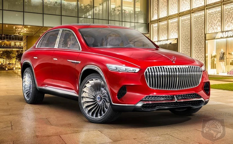 Mercedes Shocks The World With Plans To Build New Maybach Ultra Luxury SUV In US