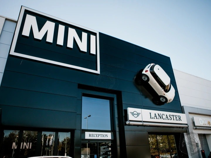 MINI Considers Opening Stores Within Non BMW Dealerships