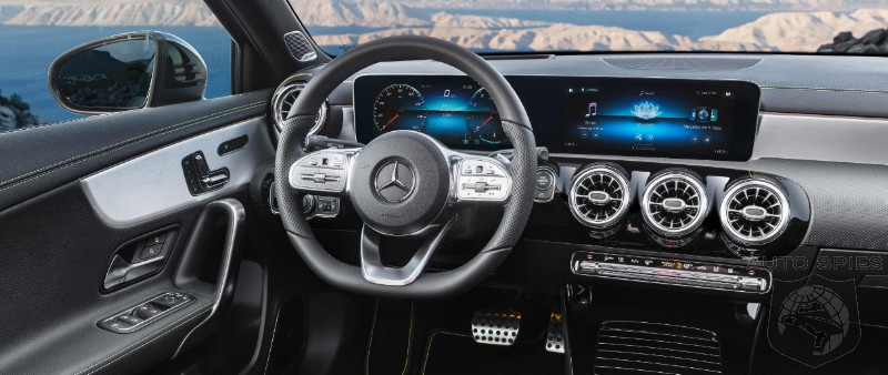 Mercedes-Benz Positions The A Class As A Gateway Vehicle To New Customers