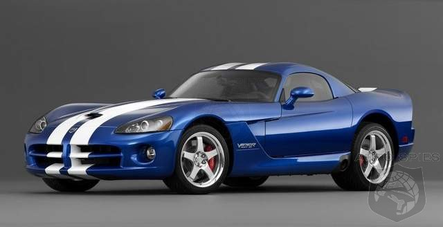 Safety Regulators Investigating Viper For Suspension Issues