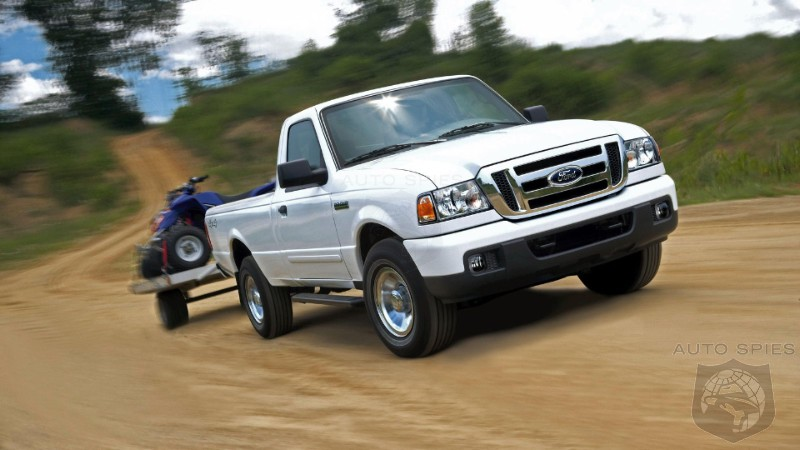 Ford Begins Paying Owners $1000 To Have Recalled Ranger Trucks Fixed