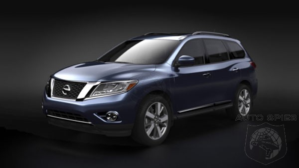 New Pathfinder Sheds 500 Lbs And Returns 26 Highway MPG