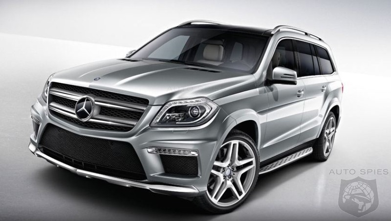 Mercedes benz gl450 s class luxury disguised as a suv for Mercedes benz suv gl450