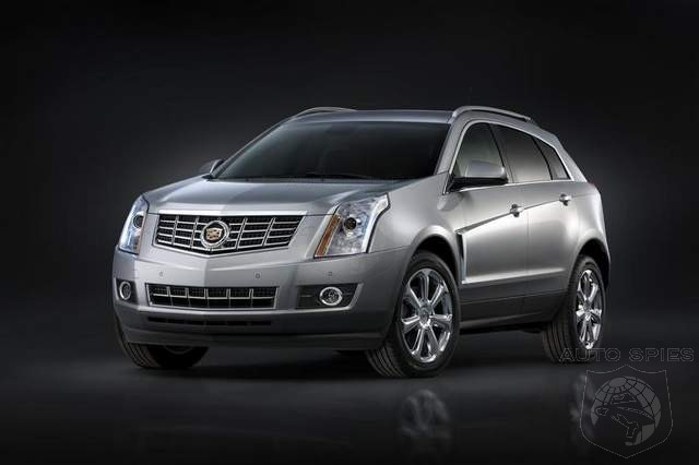 Cadillac Recalls 27,000 SRX SUVs For Wheels That Fall Off