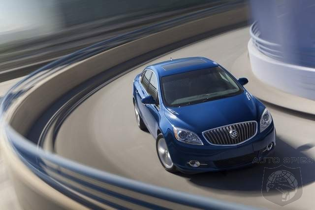 2013 Buick Verano Turbo To Start At Under $30K - Who Should Worry?