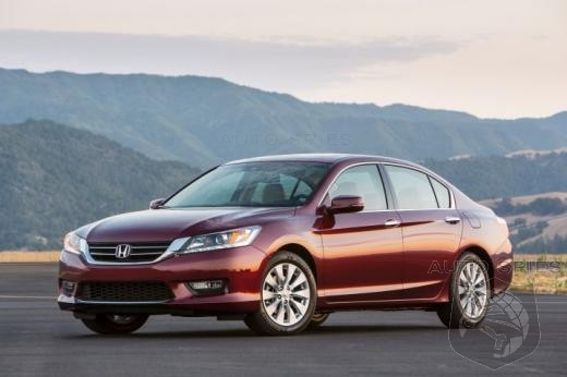 Consumer Reports FINALLY Smiles On Honda, But Is The New Accord Too Little Too Late?