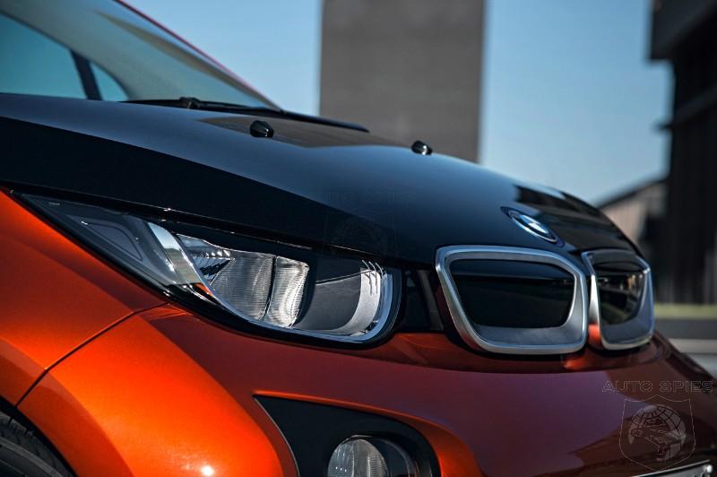 Bmw Already Hard At Work On I5 Electric Car Autospies Auto News