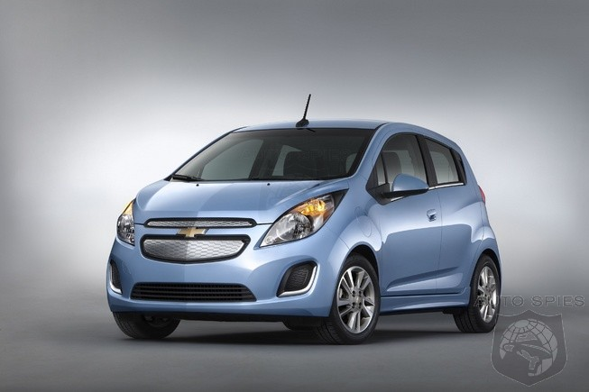 Chevrolet Prices Spark EV Under $20,000 After Tax Credits