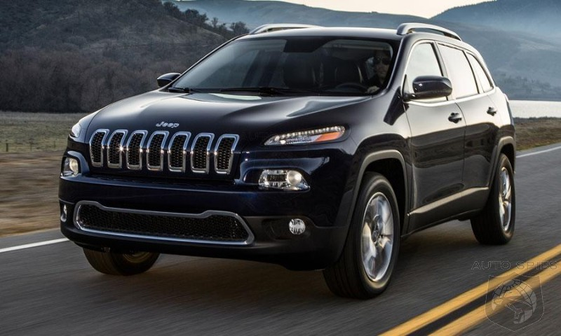 Chrysler Confirms Jeep Cherokee Is Facing Production Delays