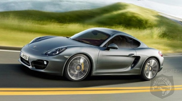 Is The Cayman The Secret Gem In The Porsche Line Up?