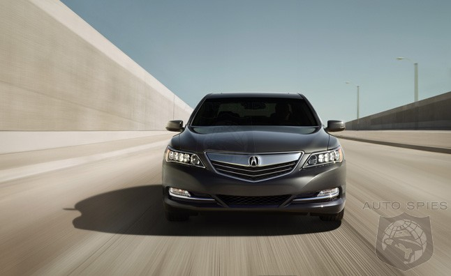 DRIVEN: 2014 Acura RLX - Outclassed On Every Level?