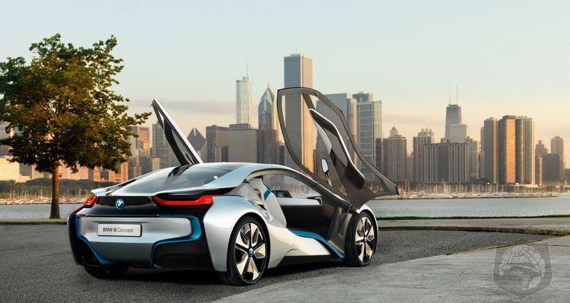 BMW Calls It Quits And Discontinues The i8 Flagship
