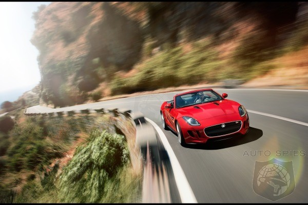 DRIVEN: 2014 Jaguar F-Type V8S Gets Run Through the Paces