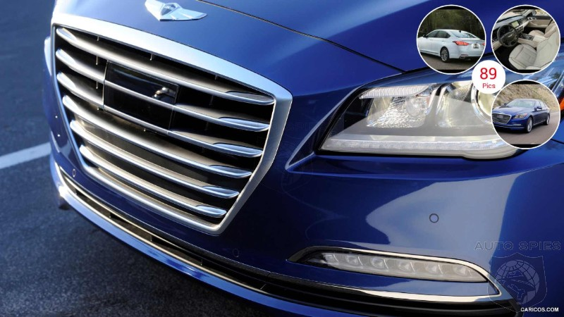 Hyundai Wants Dedicated Genesis Dealerships And Spin Off Complete By 2020