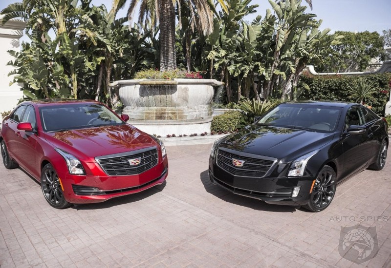 Cadillac CEO Says ATS And CTS Will Become One Vehicle