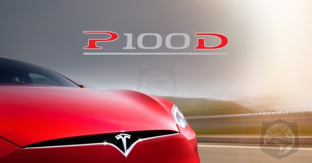 Incredible! Tesla Reveals P100D Models Will Become Even FASTER!