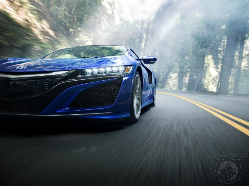 Is The 2017 Acura NSX The Answer For Those Wanting A Hypercar On A R8 Budget?