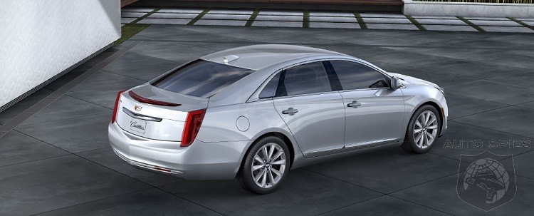 CONFIRMED: Cadillac ATS, CTS and XTS On The Chopping Block