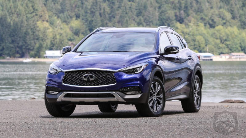 Infiniti Declares Mercedes Based QX30 A Dud - Will Replace With Japanese Designed Crossover