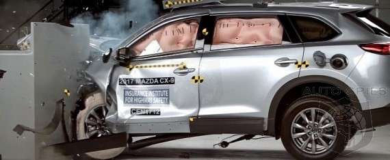 IIHS Claims The Mazda Replaces Volvo As The Safest Automaker On The Planet