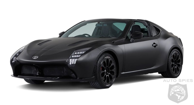 Awesome Or Awful? Toyota Turns The 86 Into A Hybrid With The GR HV Concept