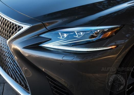 #NAIAS: Lexus Details All New 2018 LS - Have They Finally Leveled The Playing Field With The Germans?