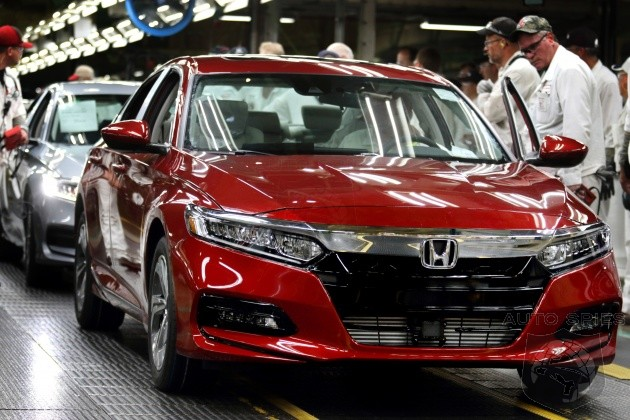 #TRUMPED: Honda Invests $267 Million And Adds 300 Jobs To Ohio Assembly Plant