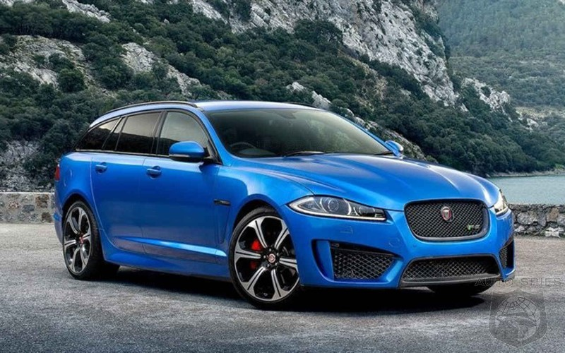 Jaguar's Sexy XF Sportbrake Coming To US - Would You Ever Choose A Wagon Over A SUV?