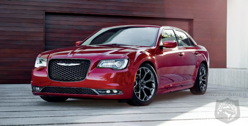 Death Of A Segment: Chrysler 300 To Be Phased Out And Replaced With A Minivan