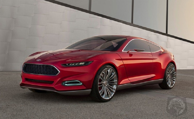 Ford Cancels 2020 Fusion Redesign - Future In Doubt