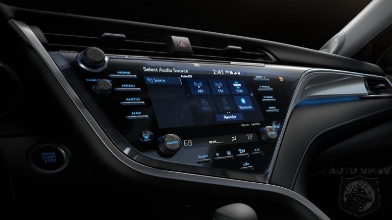Toyota Shuns Apple And Google By Moving To Open Source Infotainment Systems