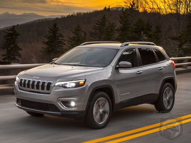 Jeep Tones Down Aero Front End And Adds 270 Turbo 4 Cylinder For 2019 Cherokee