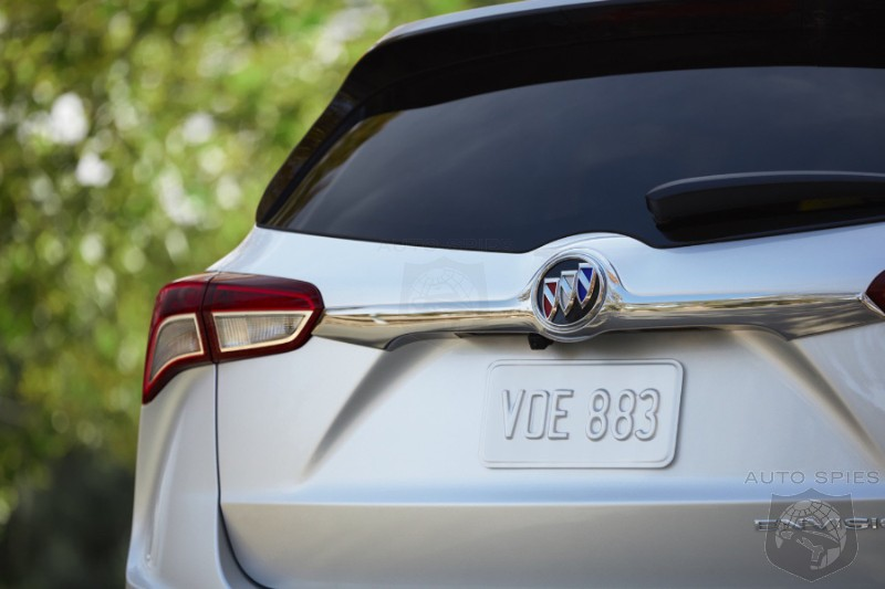 Buick Branding To Disappear On All Models Starting Next Year