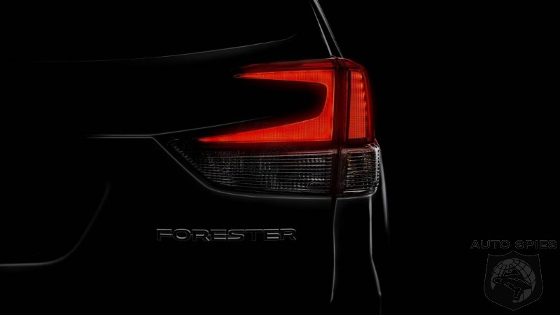 #NYIAS: New Subaru Forester To Share The Spotlight With RAV4 In The Big Apple