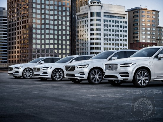 Volvo Revamps Subscription Service Allow A New Car Every Four Months From $650 A Month