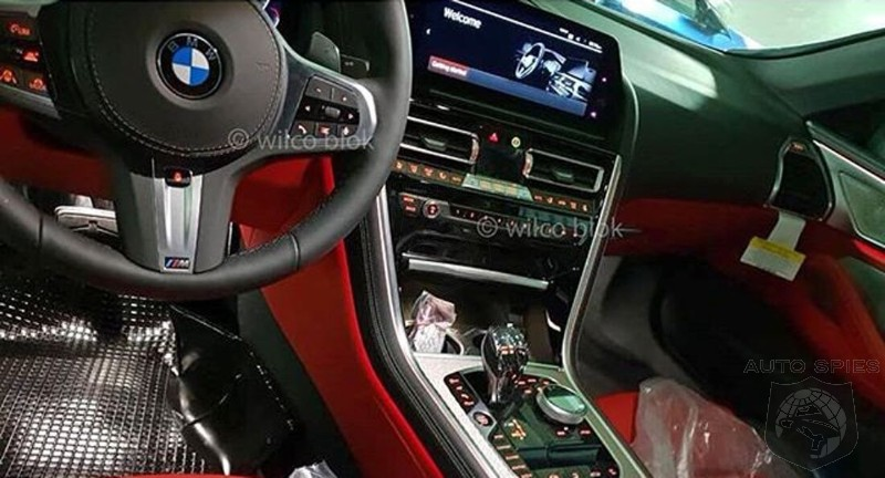 BMW's 2019 8 Series Convertible Interior REVEALED! Is It What You Were Expecting?