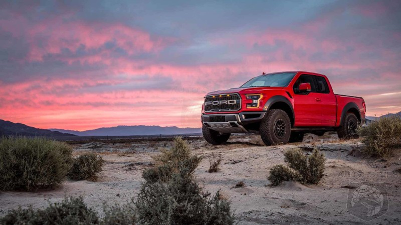 F-150 Raptor To Offer Off Road Cruise Control
