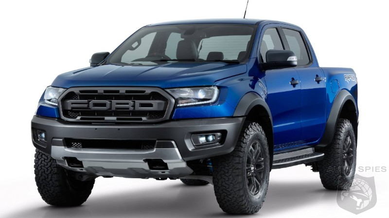 Ranger Raptor Becomes Offical Down Under - Should It Come To The US?