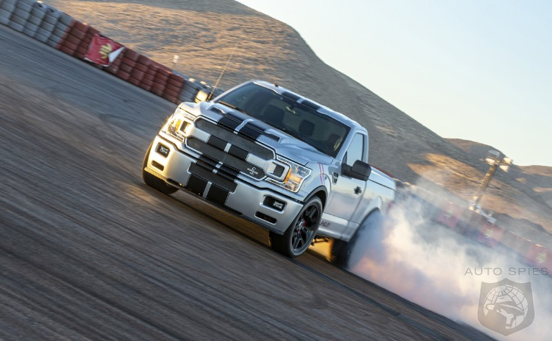 770 HP Shelby F-150 Super Snake Available For Order Just One Month After SEMA Debut